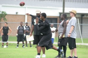 West Gadsden  at War Eagle 7on7